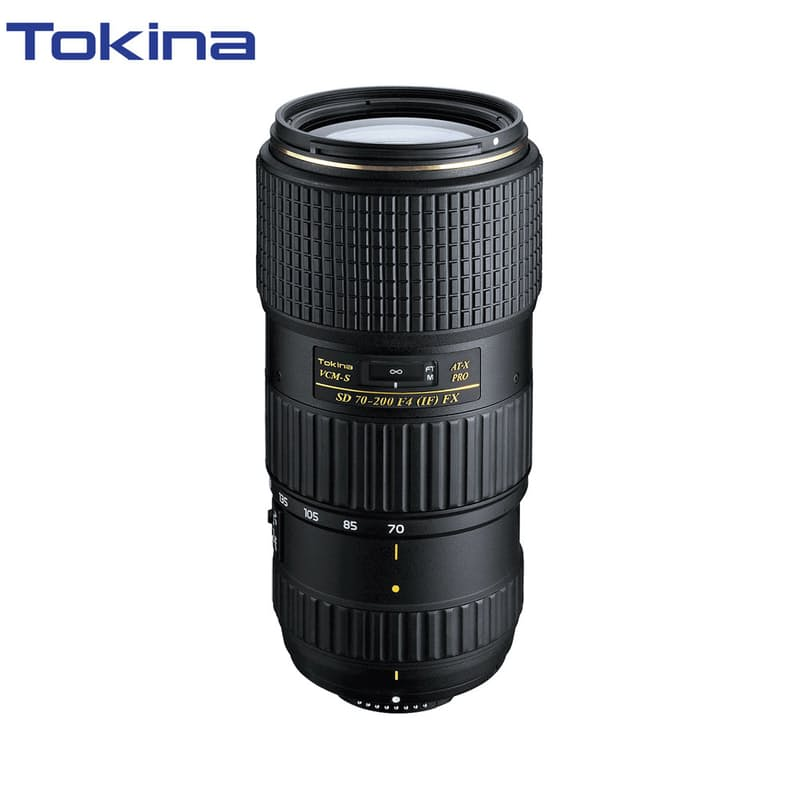 AT-X 70-200MM F4 VCM-S Lens (Nikon Compatible)