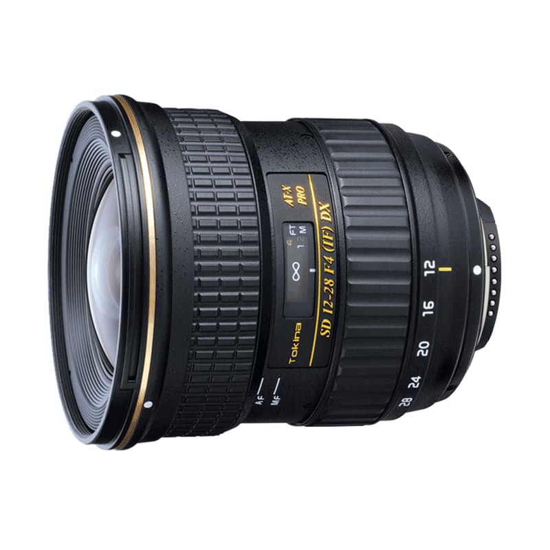 AT-X 12-28MM F4 PRO DX Lens (Canon Compatible)