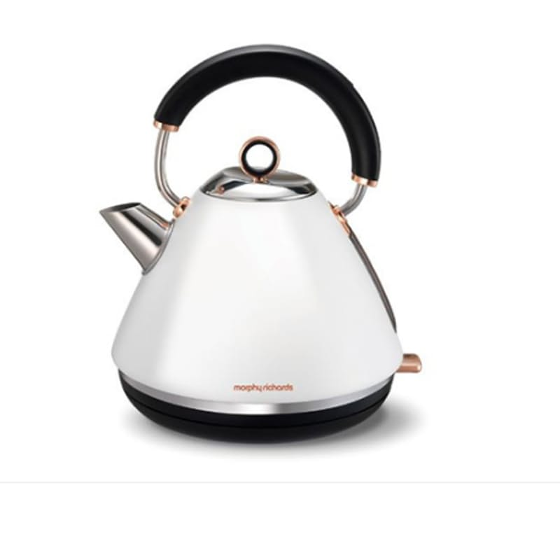 Accents Rose Gold 1.5L 360 Degree Cordless, Stainless Steel Kettle (2200W)