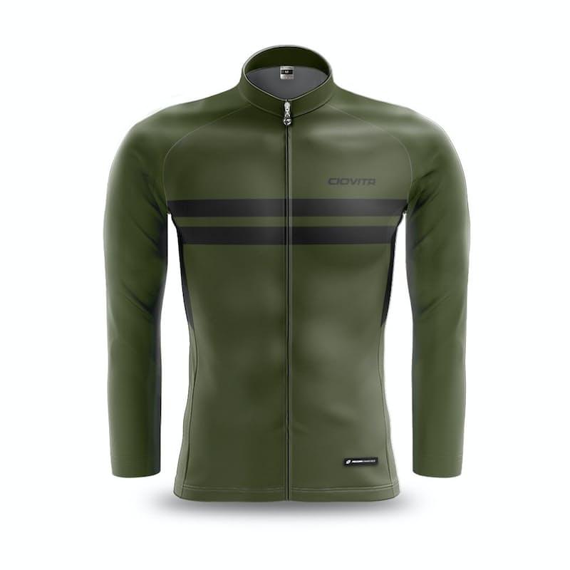 Men's Oliva Lava Jacket
