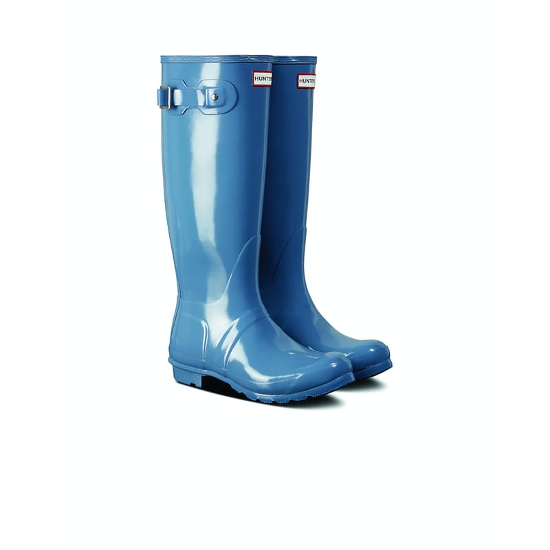 Ladies Original Tall Gloss Gillwave Boot (Only Available in Size UK5)