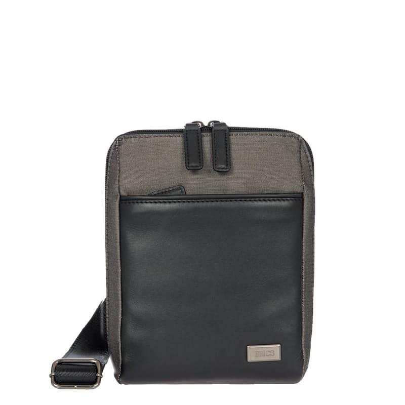 Monza Genuine Leather Shoulder Bag