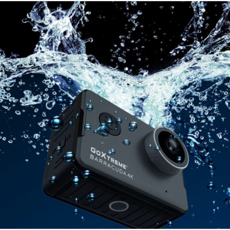 Barracuda 4K Action Camera