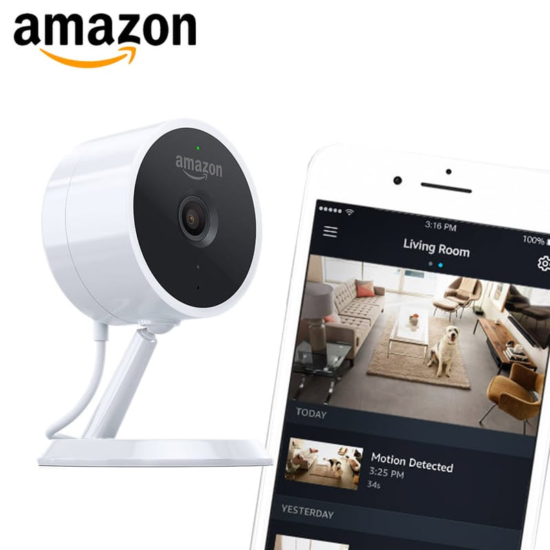 Cloud Indoor Security Camera