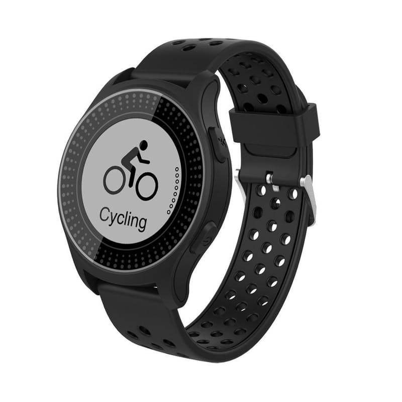 Heart Rate Tracking & GPS Fitness Watch (Strava Compatible)
