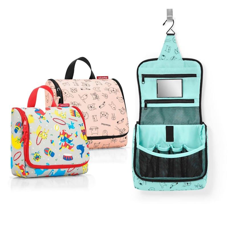 Kids Expandable Fabric Toiletry Bag