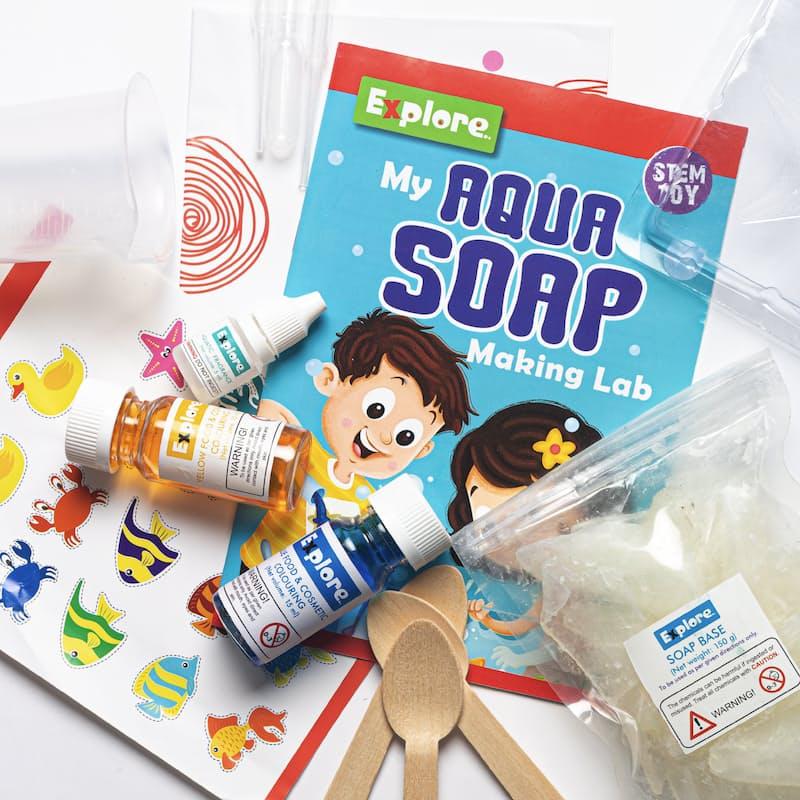 Children's Educational Interactive Lab Kits