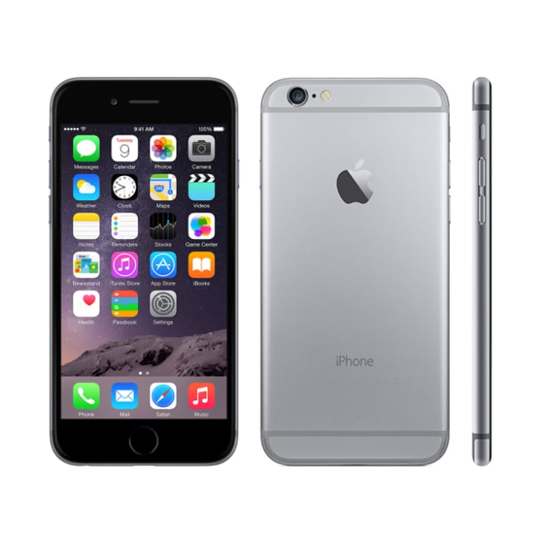 iPhone 6, 6S or 6 Plus Smartphones (Grade A Refurbished)