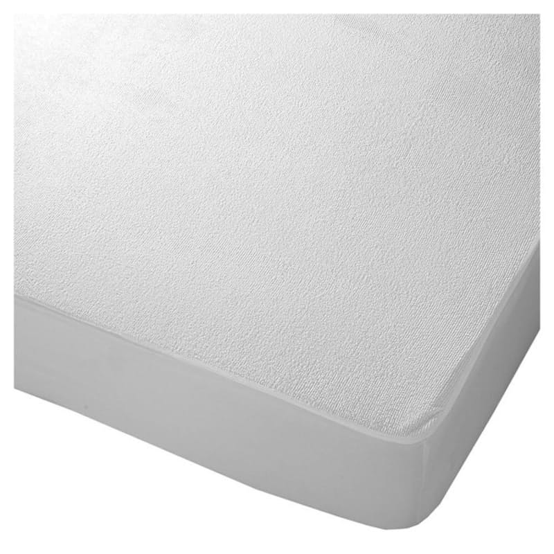 Terry Toweling Waterproof Mattress Protector (Extra Length & Depth)