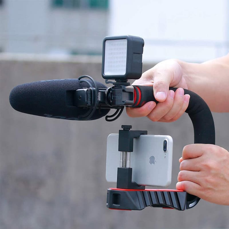 Portable Handheld Camera and Accessory Mount