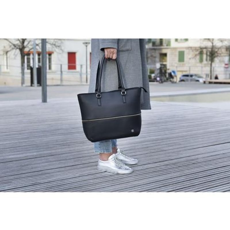 """Eva 13"""" Expandable Tote Bag"""