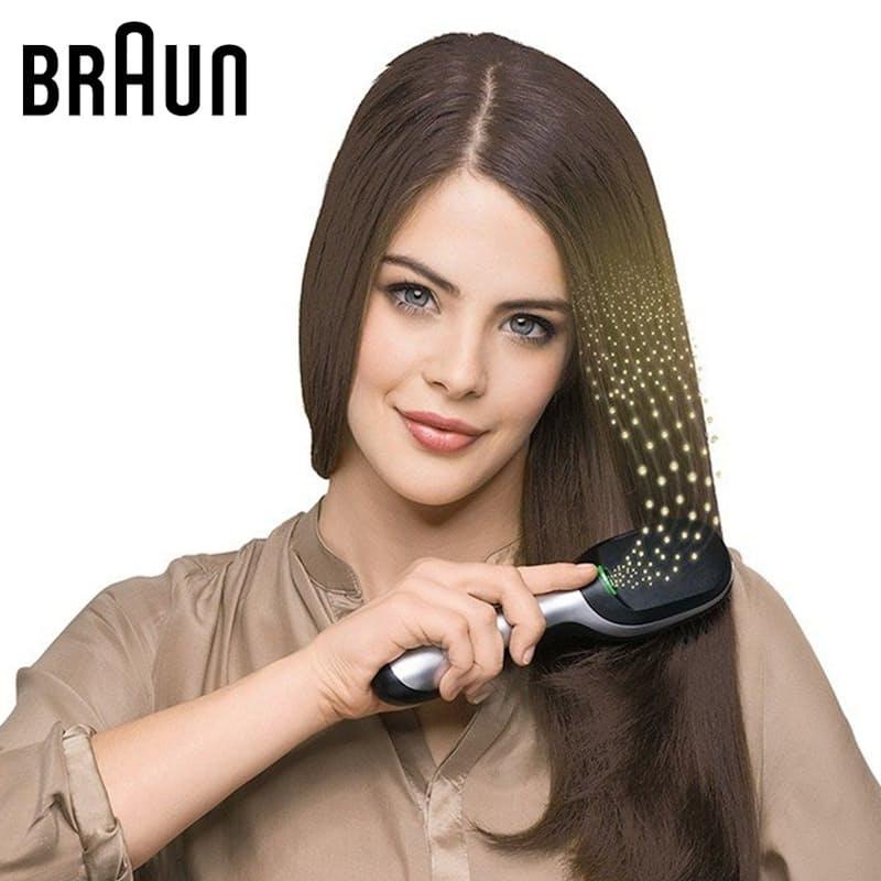 Satin Hair 7 Iontec Brush (Model: BR710)