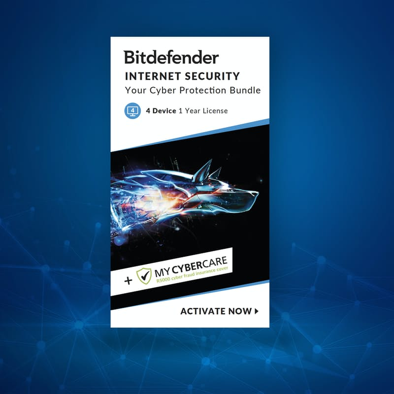 Internet Security 4 User & MyCybercare Cyber Fraud Policy