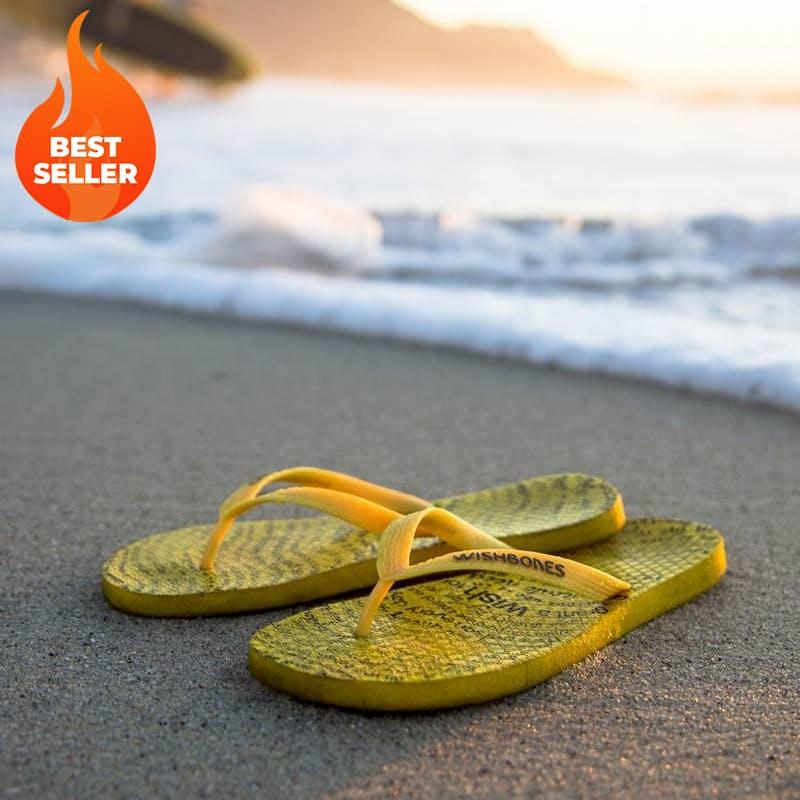 Anti-Odor Flip Flops