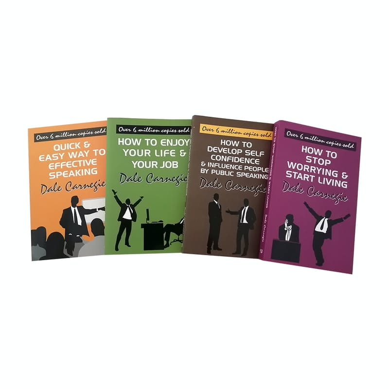 Motivational Collection (4 Books)