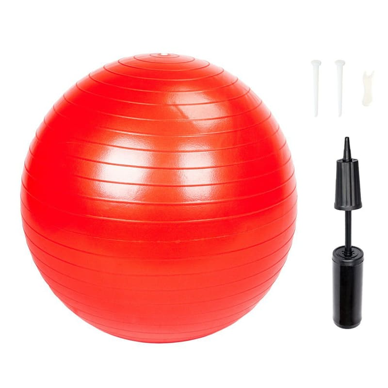 45cm Gym Ball with Pump