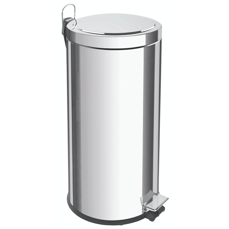 Stainless Steel Pedal Trash Bin