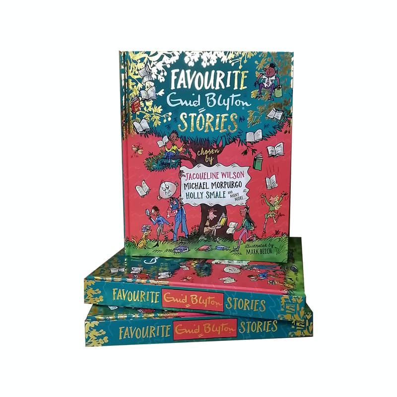 Favourite Stories Full Colour Hardcover Treasury Book