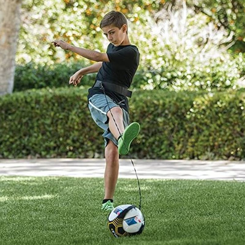 Star-Kick Hands Free Solo Soccer Trainer
