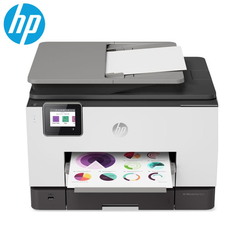 OfficeJet Pro 9023 All-in-One Printer (Model: 1MR70B)