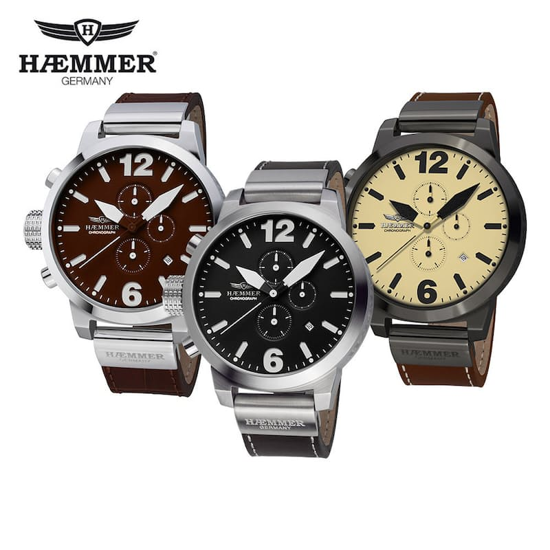 Men's Chronograph Gents Giant Collection