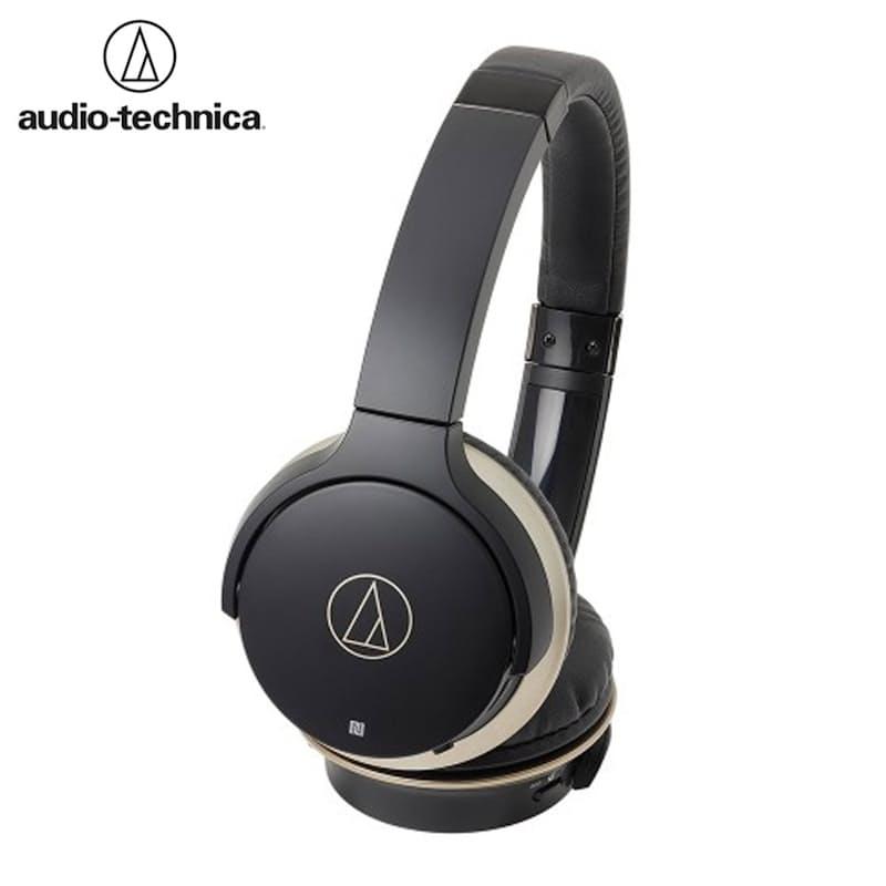 SonicFuel® Wireless On-Ear Headphones with Mic & Control (Model: AR3BT)