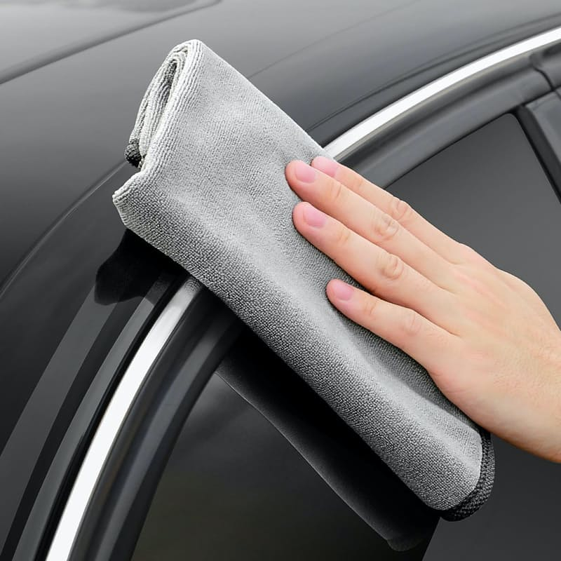 Pack of 2 Easy Life Series Car Washing Towels