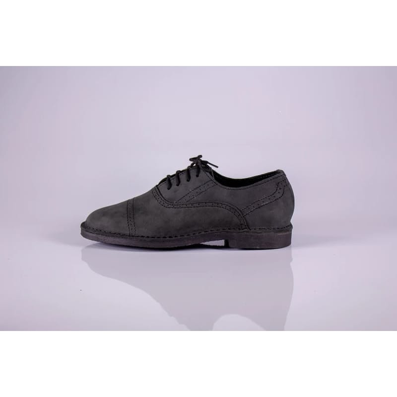 Men's Genuine Leather Oxford Vellies