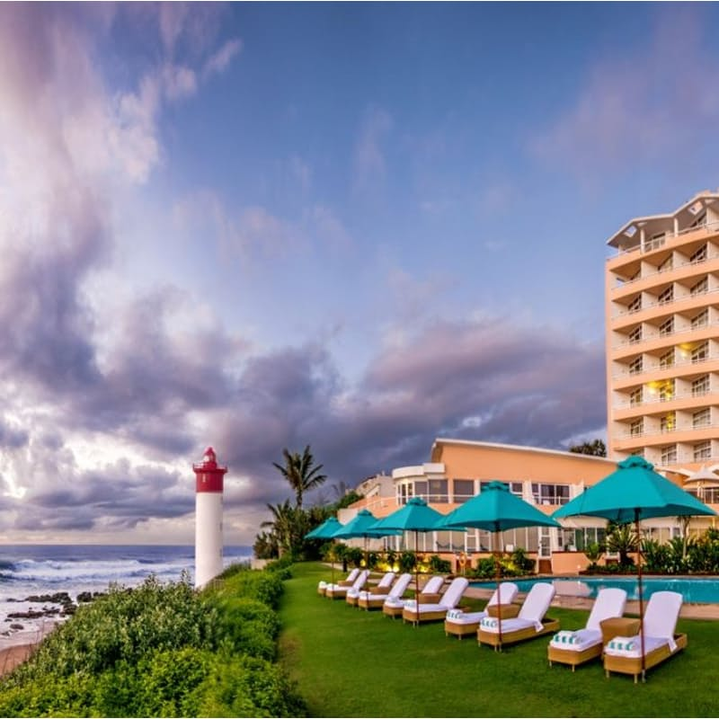 3-Nights Stay at The Beverly Hills Hotel in Umhlanga Including Breakfast per Person (Sharing)