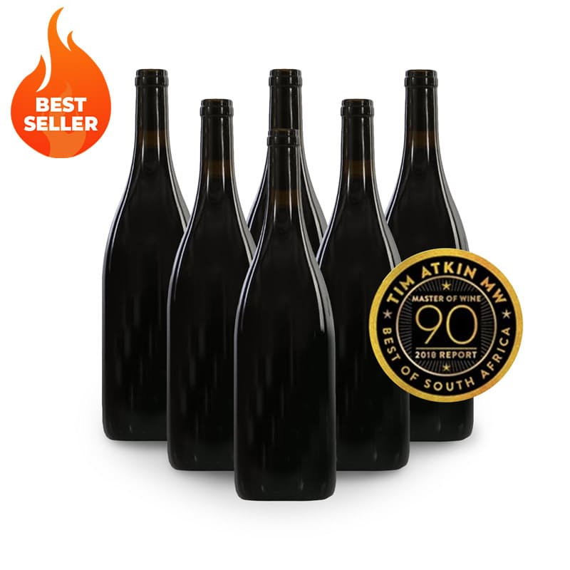 Syrah 2015 (R73.16 Per Bottle, 6 Bottles)