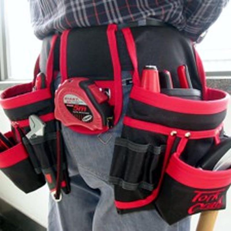 Nylon Utility Belt with 22 Pockets