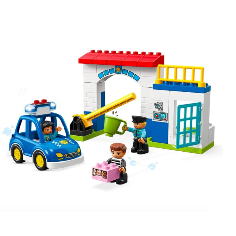 38-Piece Duplo Police Station