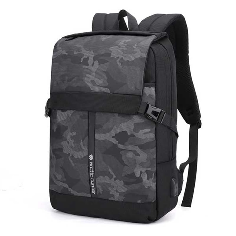 Kodiak Camo Backpack, Laptop Bag and Briefcase