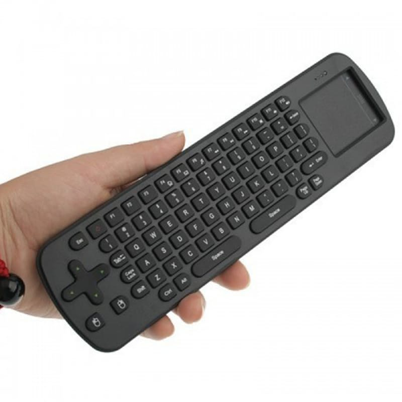 Android R12 Keyboard & Smart Mouse for TV's & Media Devices