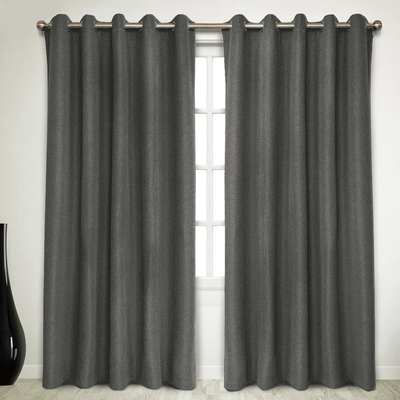 Provance Self-Lined 100% Blockout Taped or Eyelet Curtains