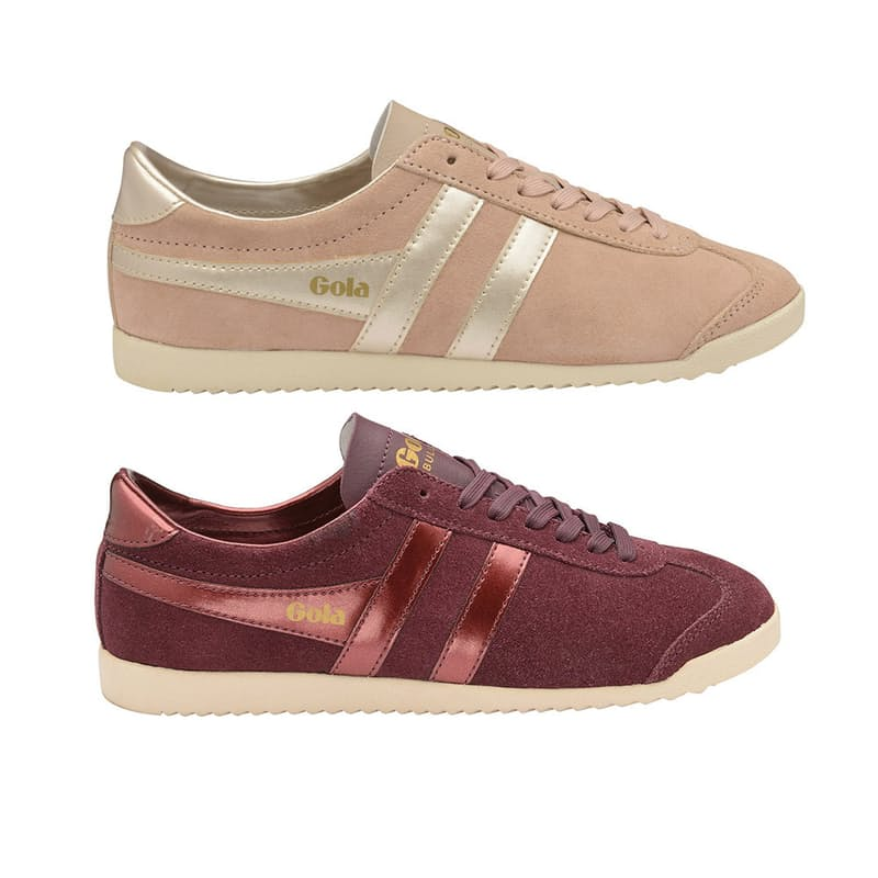 Ladies Bullet Sneakers
