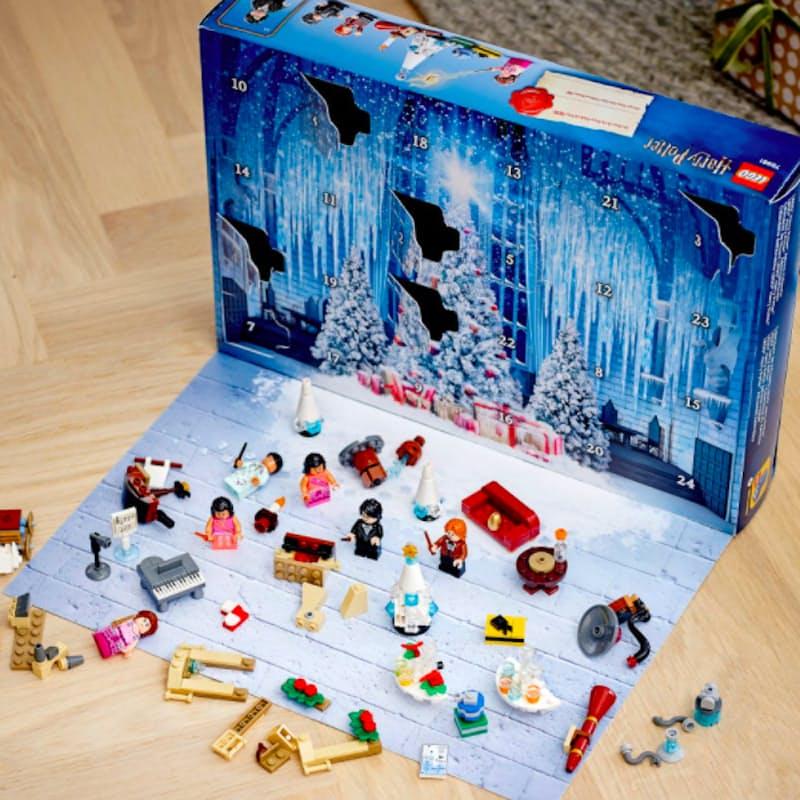 335-Piece Harry Potter Christmas Advent Calendar