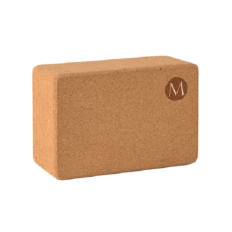 Pitcher Cork Yoga Block