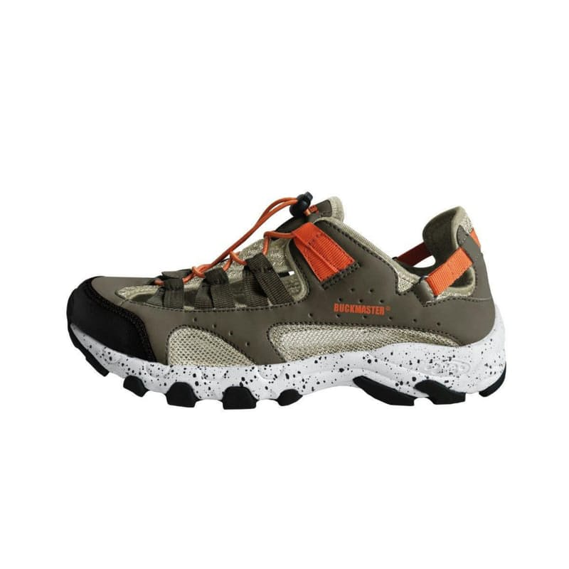 Men's Alligator Watershoe with Cross-Channel Circulation