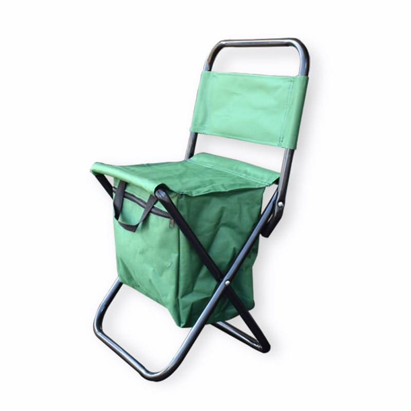 Folding Outdoor Camping Chair with Storage Bag