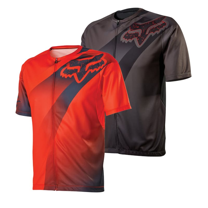 Livewire Descent Short Sleeve MTB Jersey