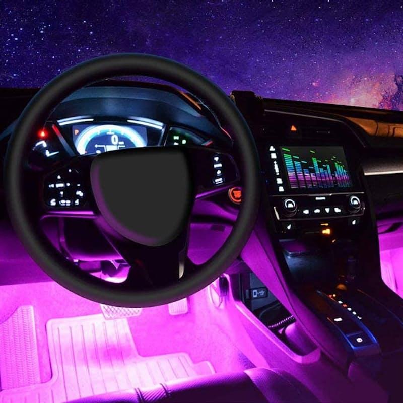 12VDC LED Car Dash Lighting Kits
