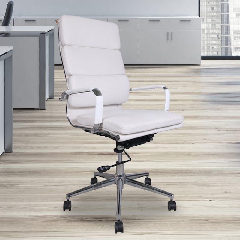 Executive High Back PU Office Chair
