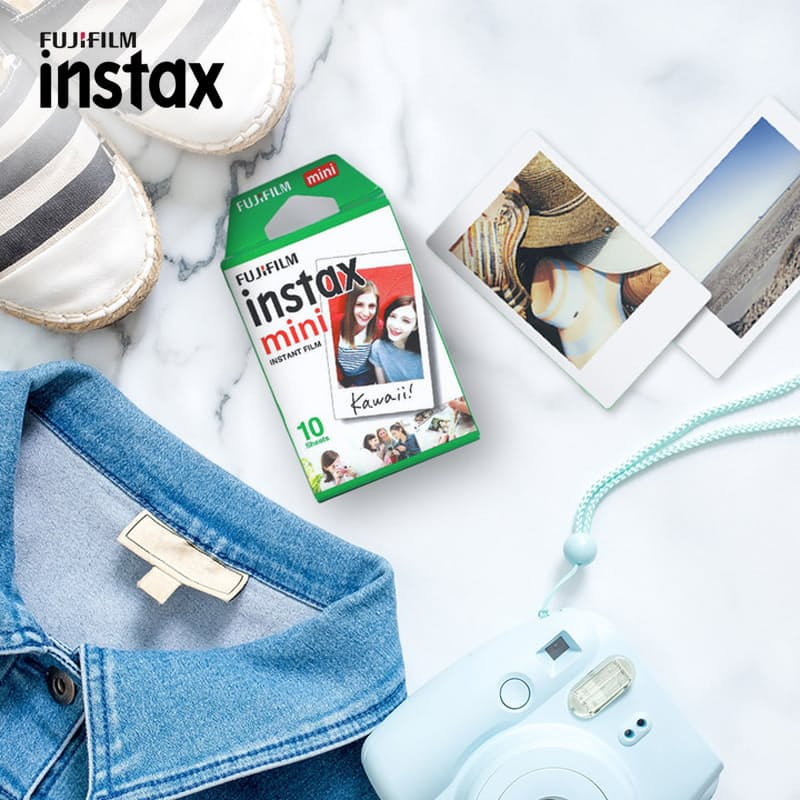 Pack of 200 Instax Mini Film Sheets