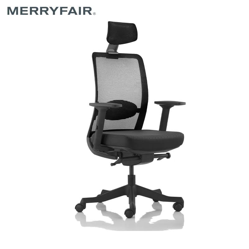 Motion High Back Ergonomic Office Chair