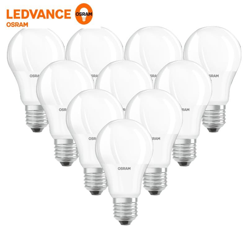 Pack of 10 Classic Warm White Light Bulbs