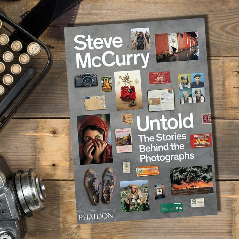 Untold: The Stories Behind the Photographs Hardcover Book