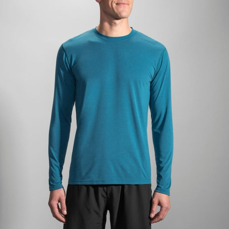 Men's Distance Long Sleeve Running Shirt