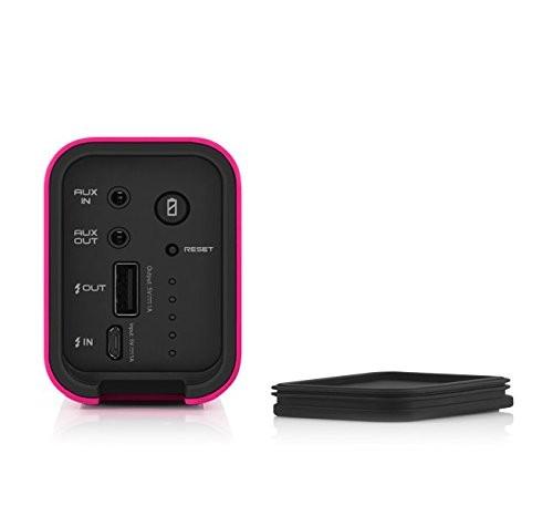 Braven 705 HD Bluetooth Wireless Waterproof Speaker//Power Bank Purple NEW