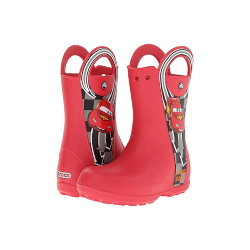 Kids Handle It McQueen Rain Boot